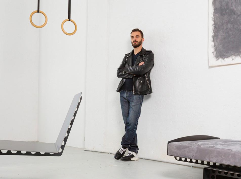 Томмазо Спинци: мебель из металла