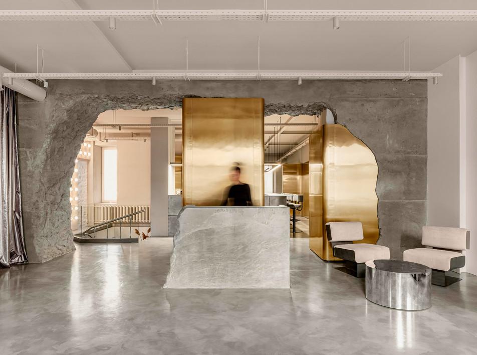 Balbek bureau: новая концепция салона красоты