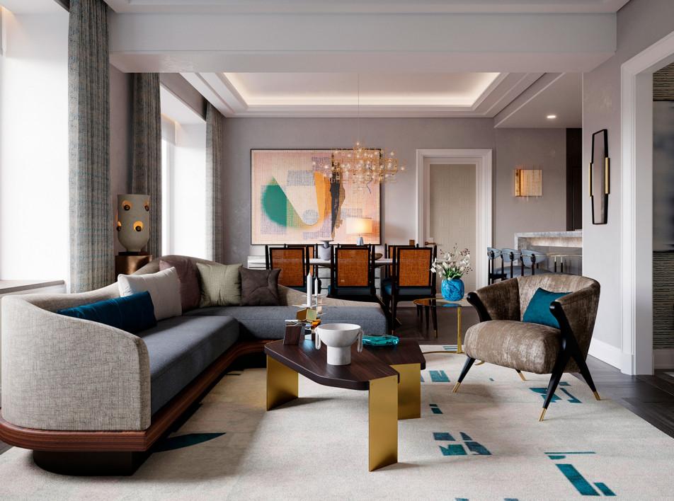 Жан-Луи Деньо обновляет отель Waldorf Astoria в Нью-Йорке