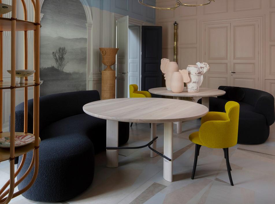 Клод Картье: буржуазный интерьер по-французски