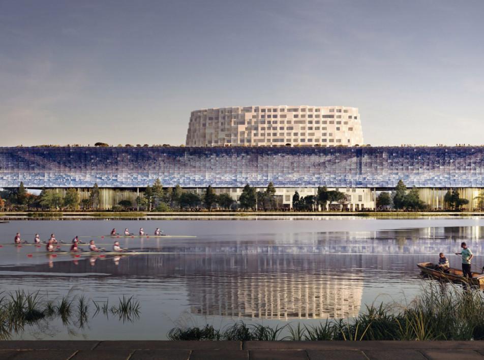 Herzog & de Meuron построят музей в Ханчжоу