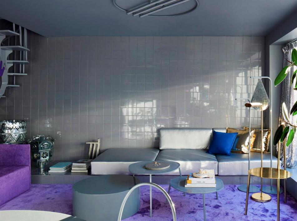RUSSIAN PROJECT 2020: Crosby Studios, апартаменты в Нью-Йорке