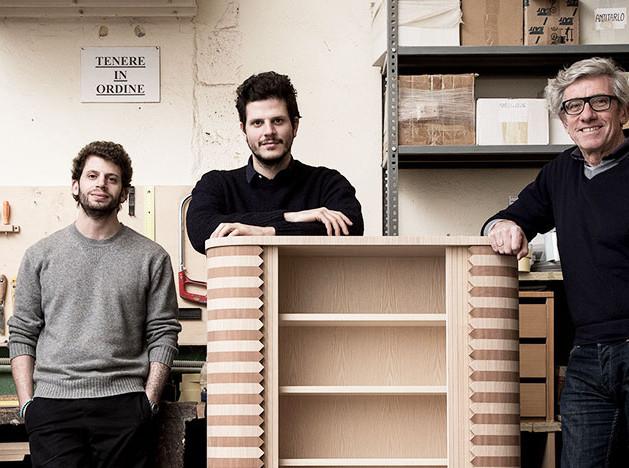 Дизайн и ремесло: 13 проектов на вилле Порталуппи