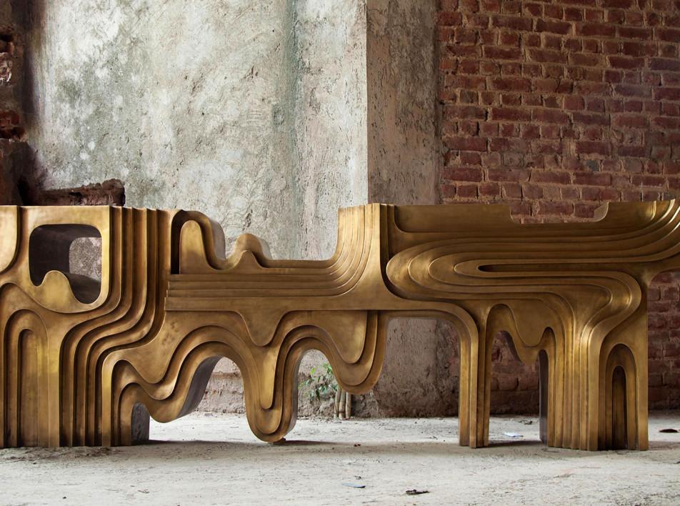 Экспрессивный дизайн Викрама Гояла