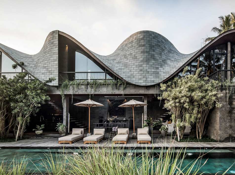 Вилла на Бали по проекту Алексиса Дорнье