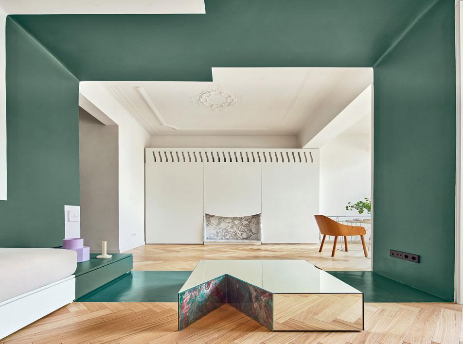 AMOO: квартира площадью 60 кв. метров в Барселоне