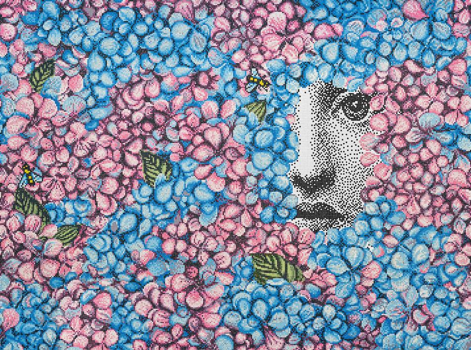 Bisazza х Fornasetti: итальянская мозаика