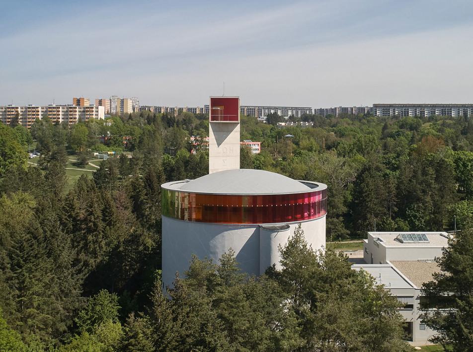 Atelier Štěpán: церковь в Брно