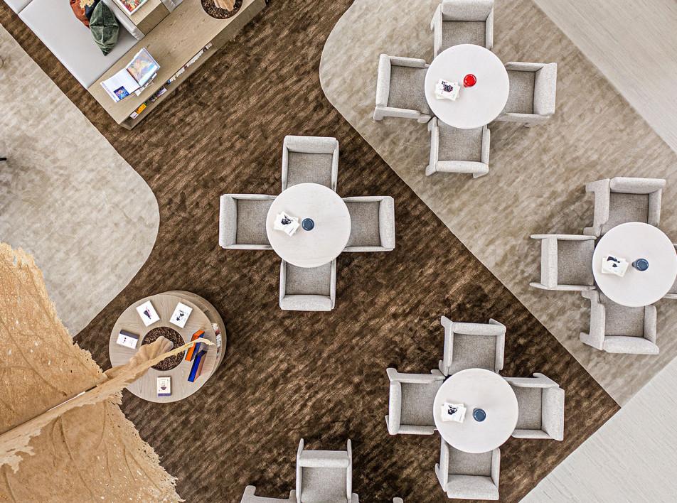 ONE-CU: центр продаж как место для общения
