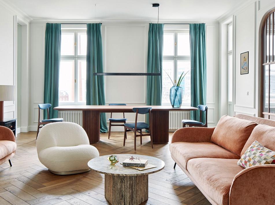 Colombe Studio: квартира в Варшаве