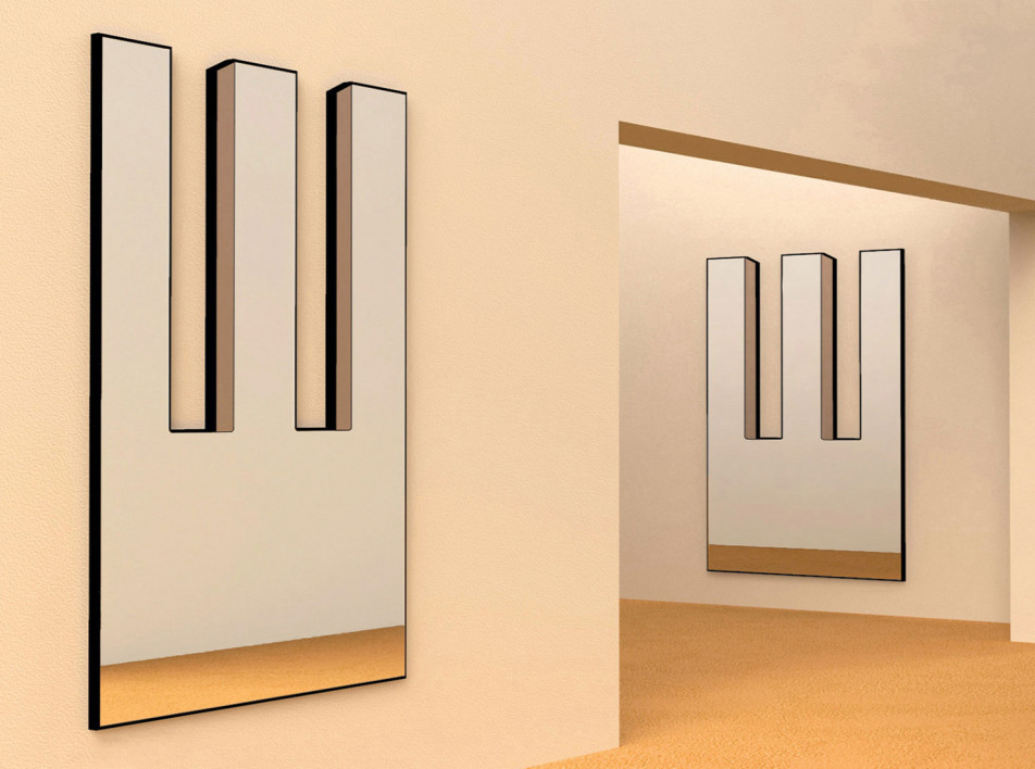 Bower Studios: зеркало как оптический обман