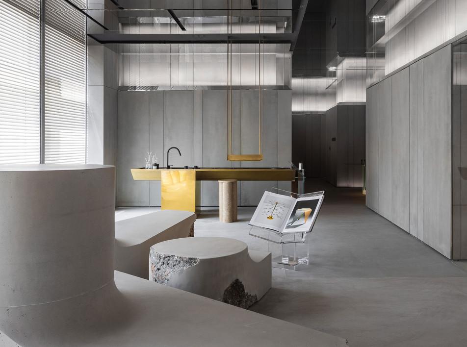 Пространство красоты по проекту DOMANI Architectural Concepts