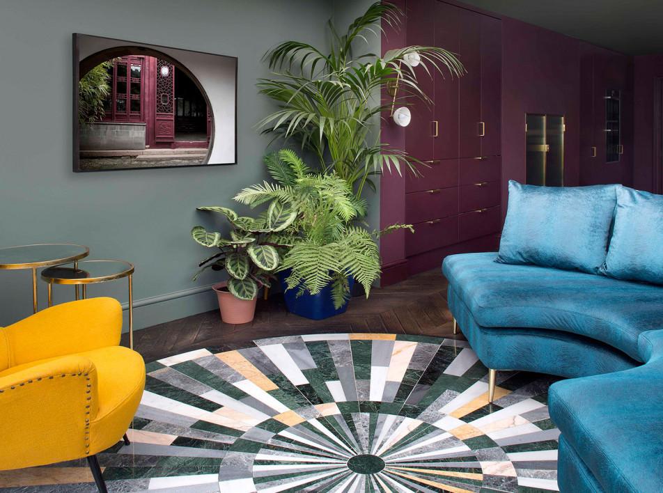Дом в Дублине по проекту Kingston Lafferty Design