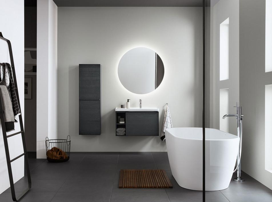 Бертран Лежоли: первая коллекция бельгийского дизайнера для ванных комнат