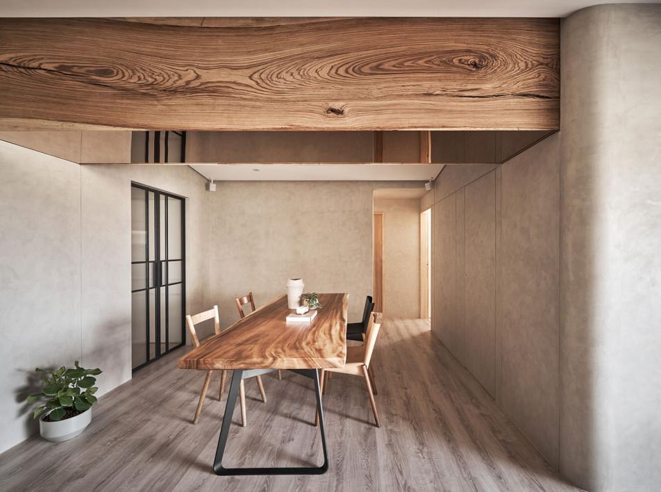 MoreIn Design: квартира в бежевых оттенках
