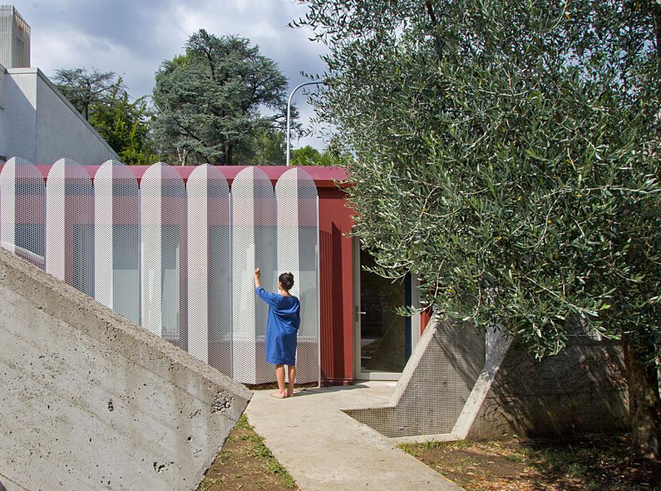 Мicro-living: 25 кв. метров в Альбино