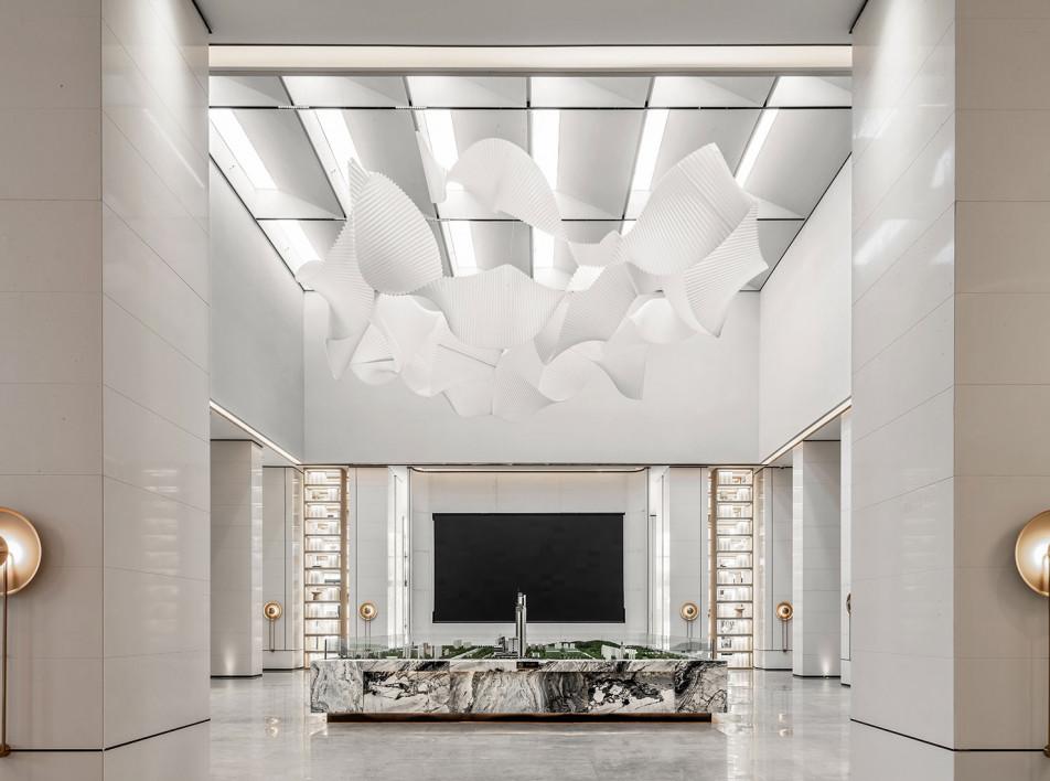 DAS Design: офис по продаже недвижимости в Бэйхае