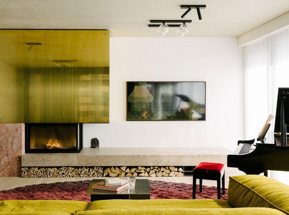 Ester Bruzkus Architekten: квартира веганов в Берлине