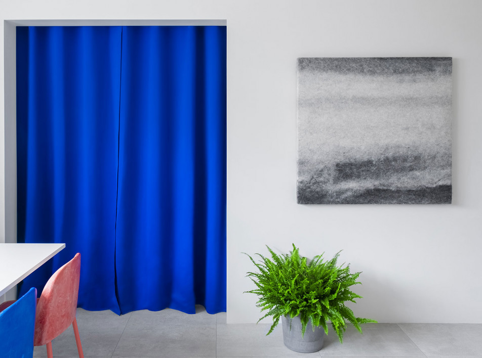 Atelier Tobia Zambotti: маленькая квартира в Рейкьявике
