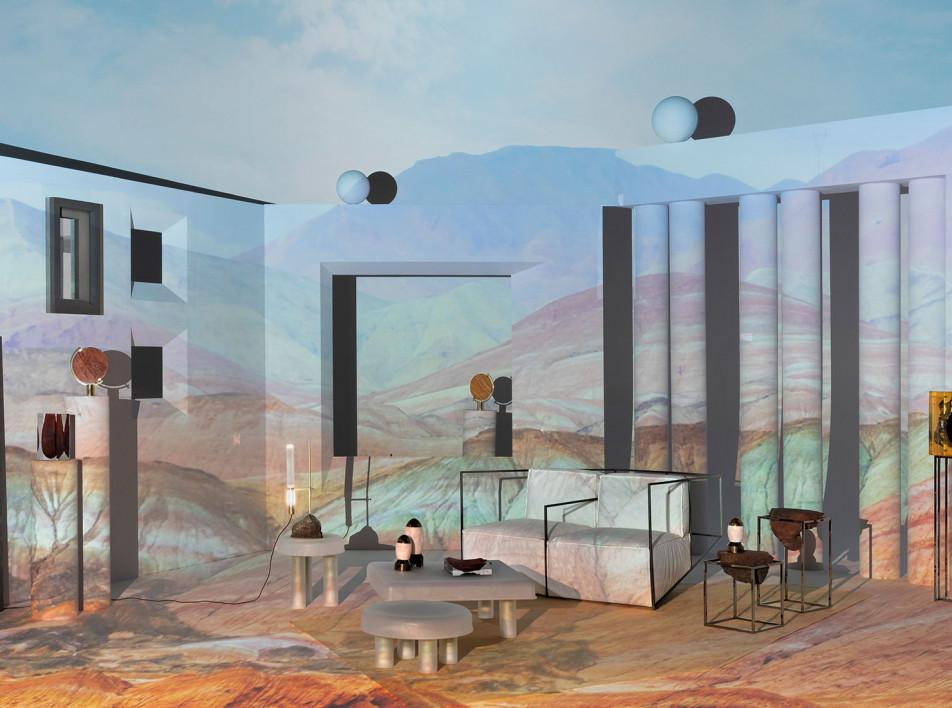 Тренды 2020/2021: сюрреалистическая сценография Studio MILO