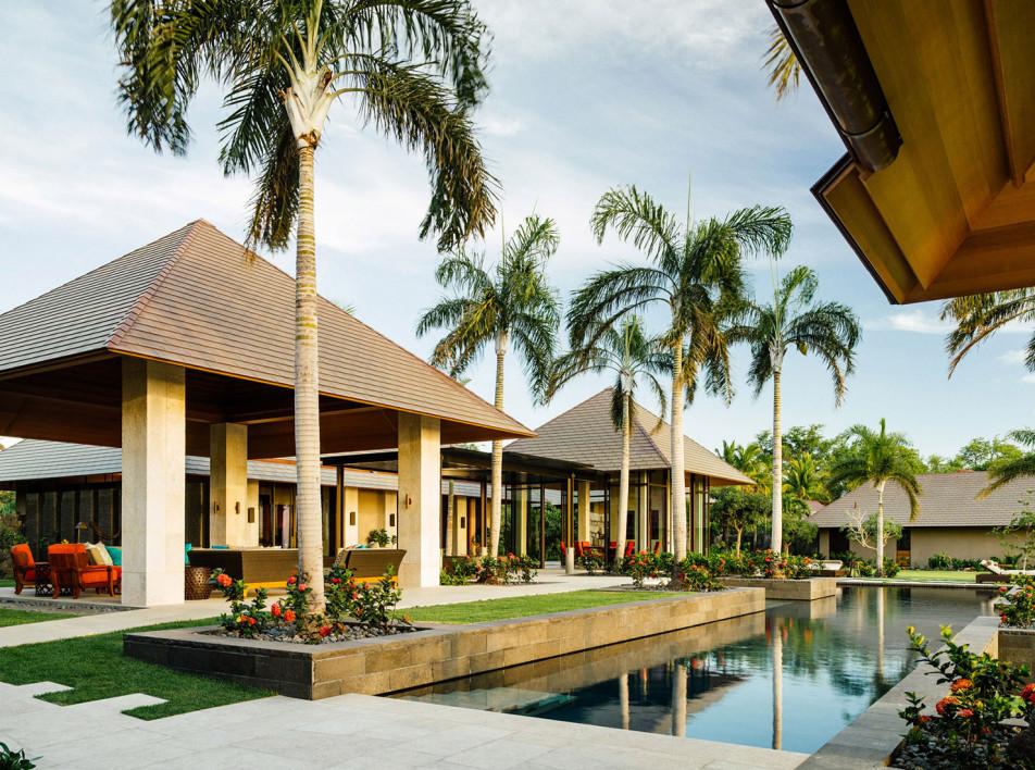 De Reus Architects: семейная резиденция на Гавайях