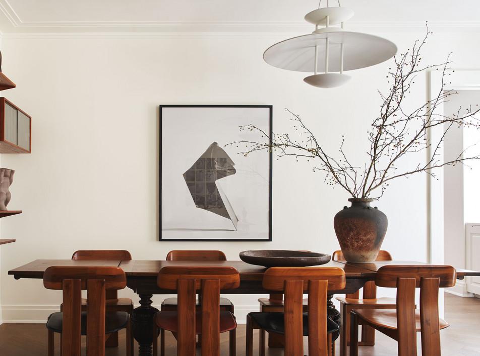 Модельная квартира в особняке Belnord  по проекту Анны Карлин