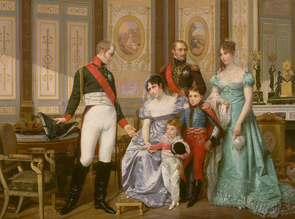 Выставка «Франция и Россия. Десять веков вместе»  в Музеях Московского Кремля
