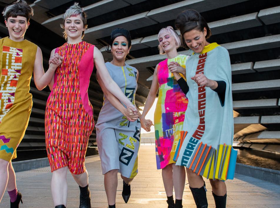 Мэри Куант: британская мода 1960-х в XXI веке