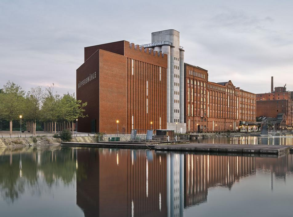 Herzog & de Meuron: расширение музея современного искусства в Дуйсбурге