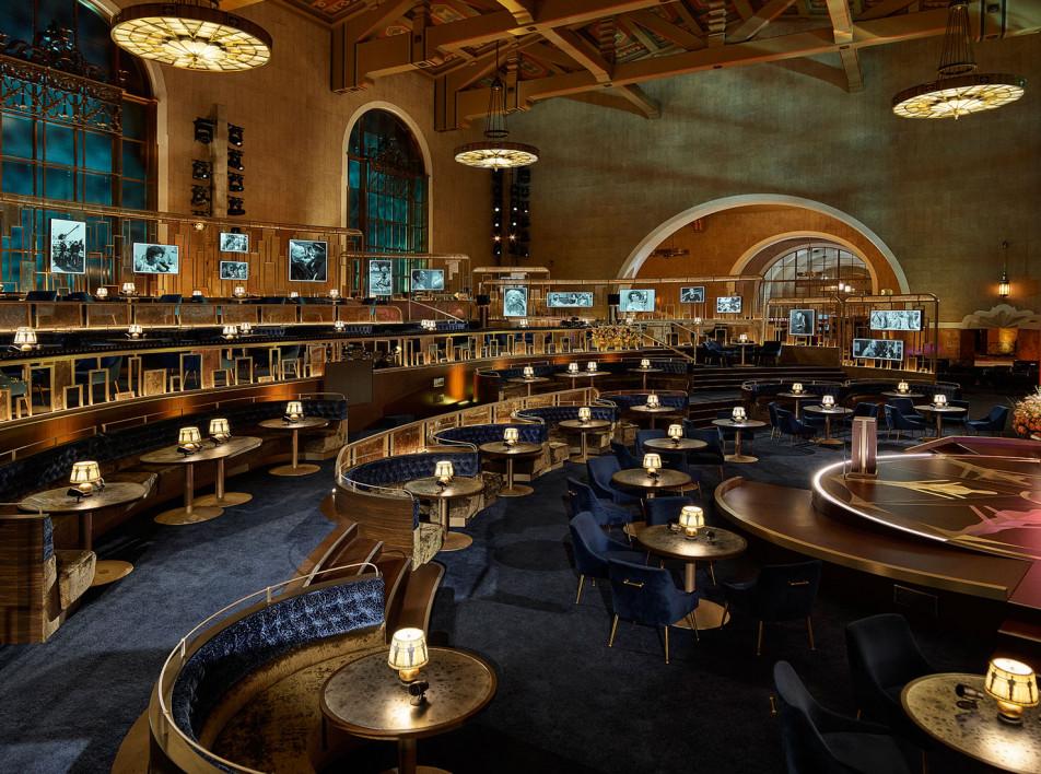 Дэвид Роквелл создал декорации для вручения Оскара