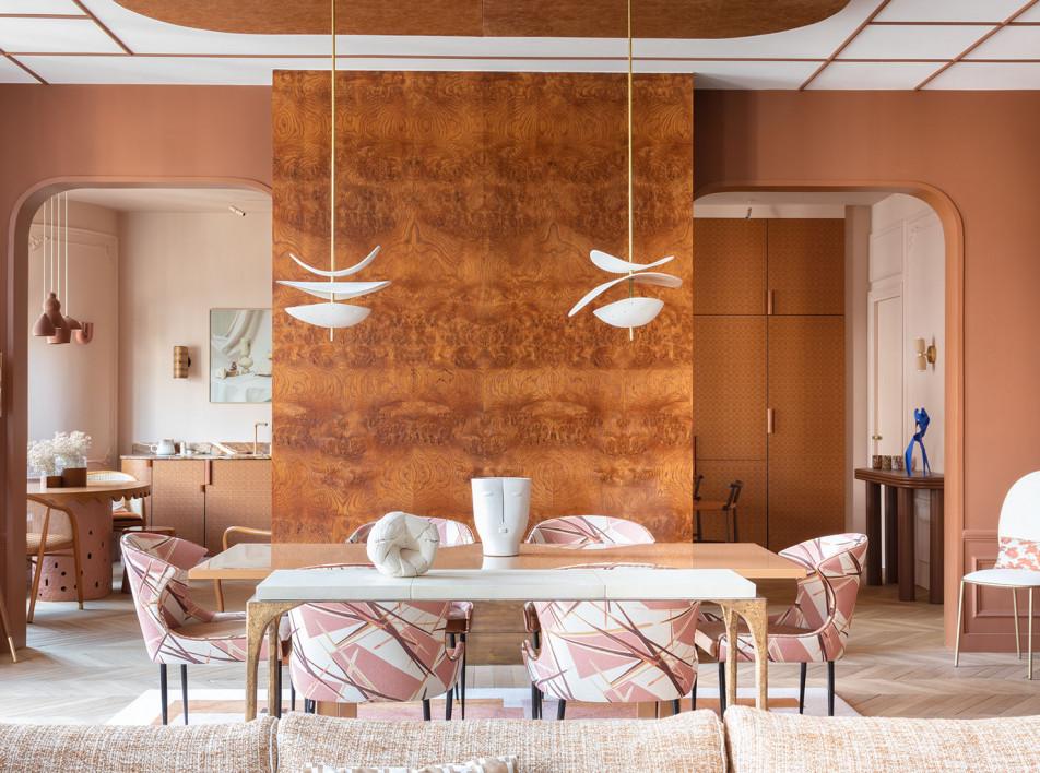 Анн-Софи Пайере: парижская квартира декоратора