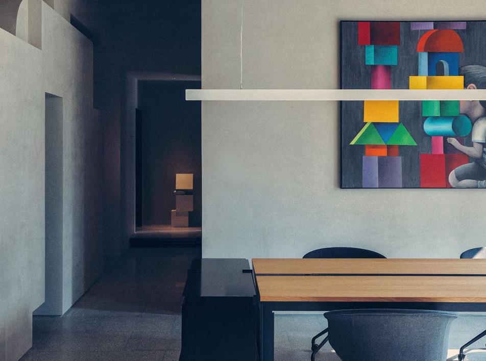 MMC Design: гибкое пространство для текстильного бренда