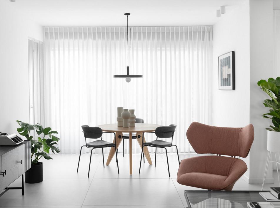Studio ETN: апартаменты в скандинавском стиле в Израиле