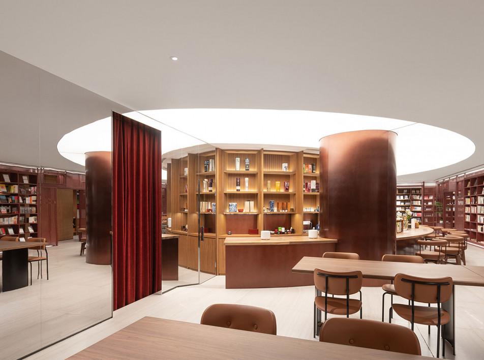 Wutopia Lab: книжный магазин в Шанхае