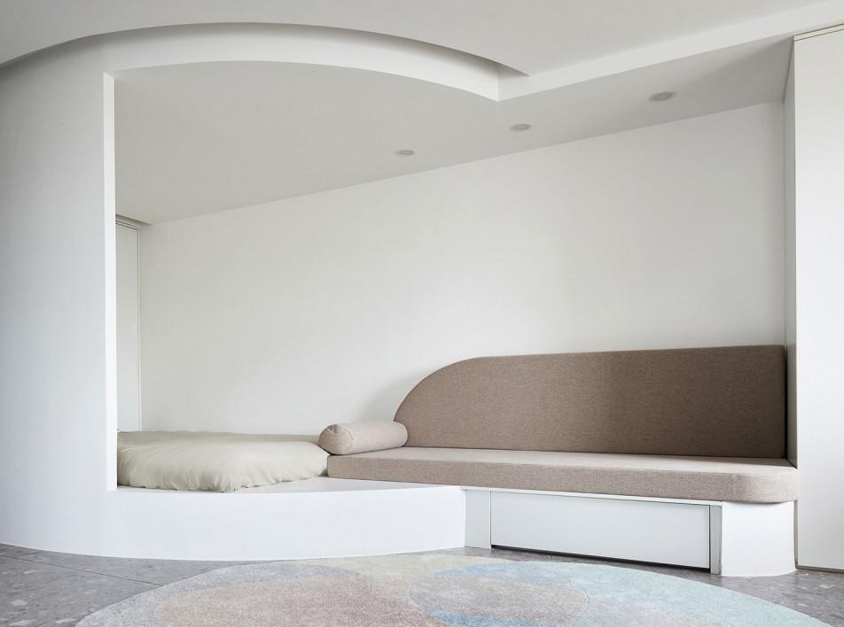 Микро-дом в Пекине по проекту Xigo Studio