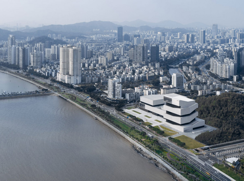 Музей в Чжухае по проекту gmp Architekten