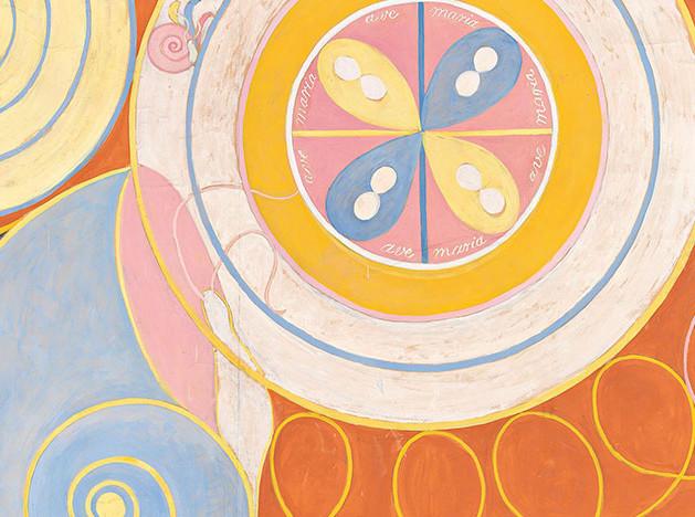 Хильма аф Клинт: первый абстрактный художник