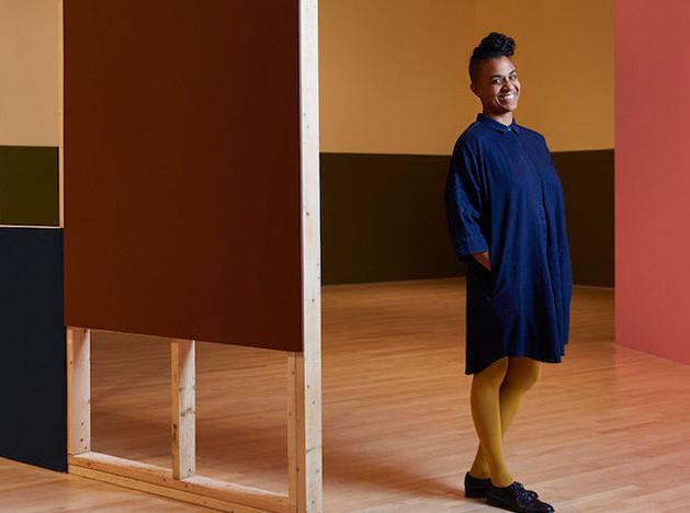 Капвани Киванга: лучший канадский художник 2018