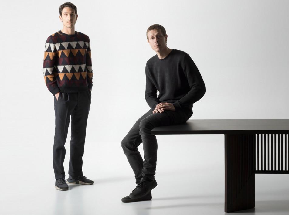 Франческо Меда и Давид Лопес Кинкосес: креативное будущее Acerbis