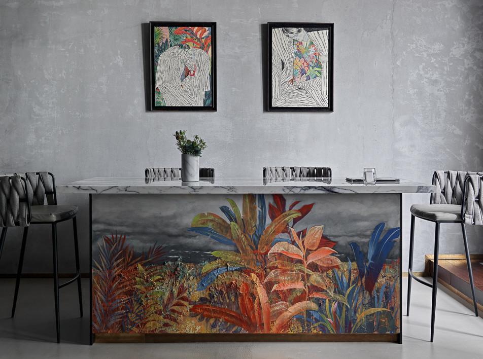 Arcus design: квартира архитектора 46 кв. метров в Москве