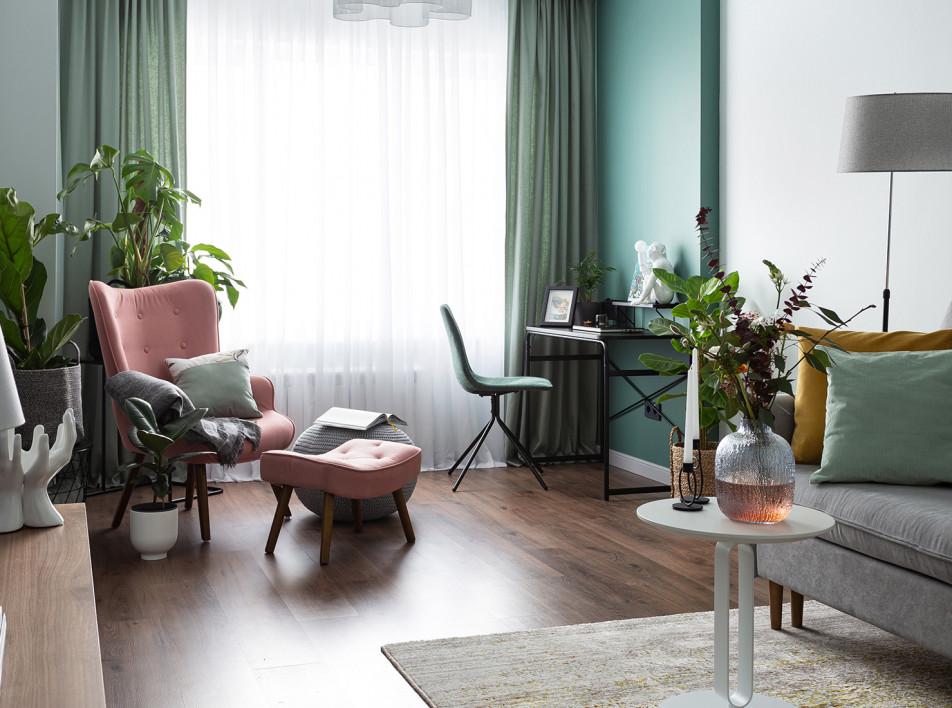 Анна Белейчева: квартира 46 кв. метров для сдачи в аренду