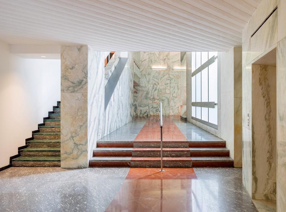 Antonio Citterio Patricia Viel: реконструкция комплекса Джо Понти в Милане