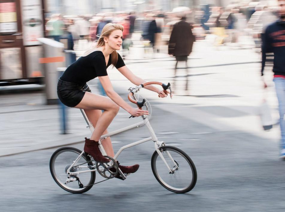 Speedster от Vello: складной велосипед для быстрой езды