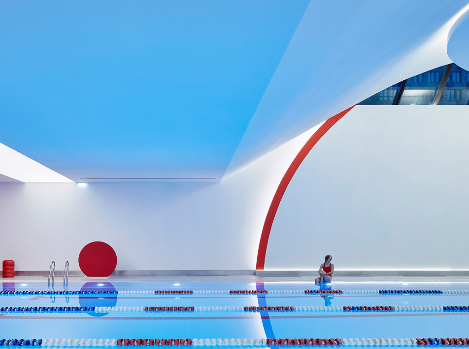 VOX Architects: обновленный интерьер сети World Class