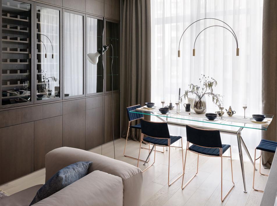 V. Concept studio: три комнаты на месте двух