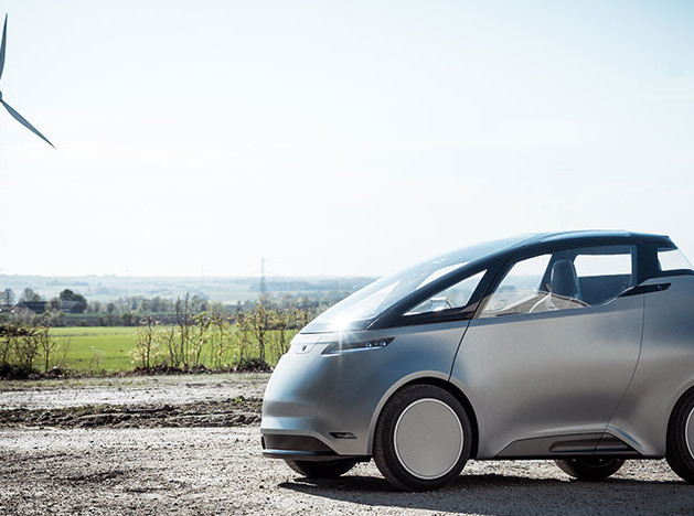 Uniti One: шведский электромобиль из Великобритании