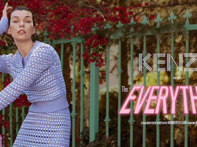 The Everything: фильм Умберто Леона для Kenzo