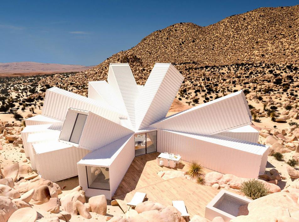 Дом из контейнеров продан за 3,5 млн. долларов