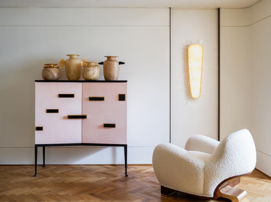 Галерея дизайнера Акилле Сальвани в Лондоне