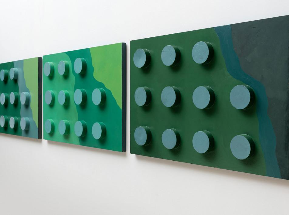 Четкие контуры Alina Pinsky Gallery